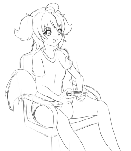 Patreon Reward – Shizuku Gaming WIP0