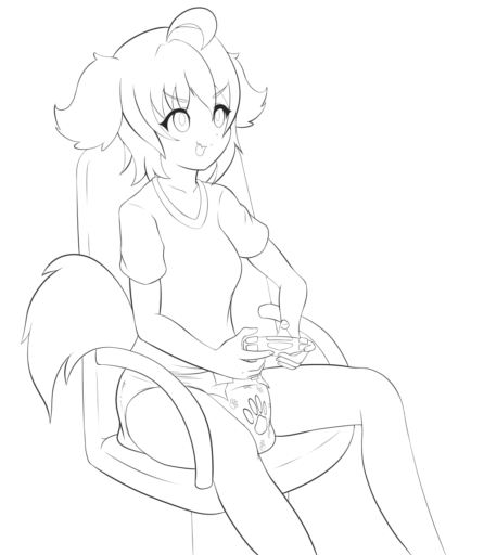 Patreon Reward – Shizuku Gaming WIP2